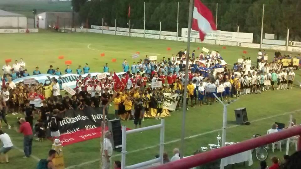 Deportivo Esperanza viaja al Mundialito de Alianza