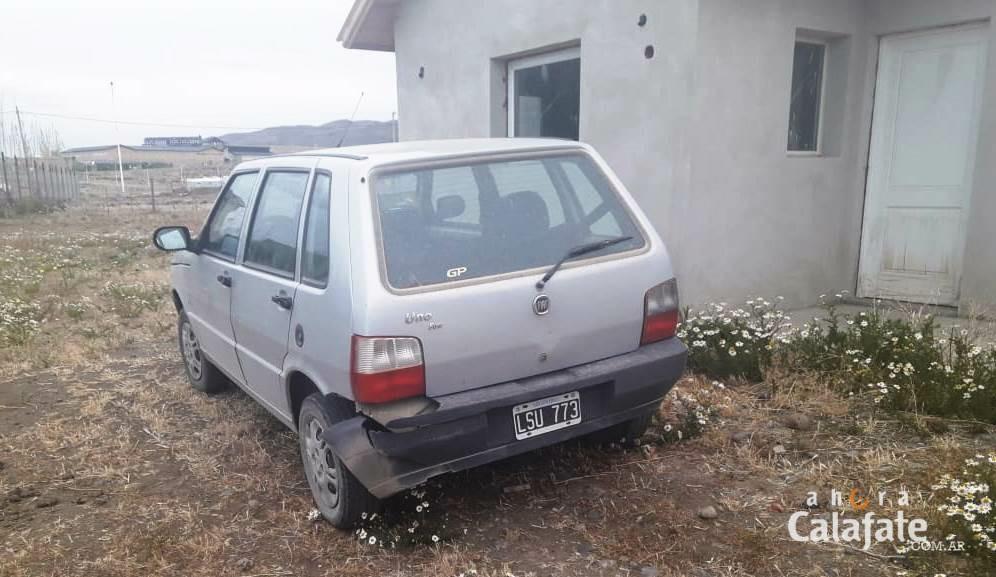 Apareció el auto robado