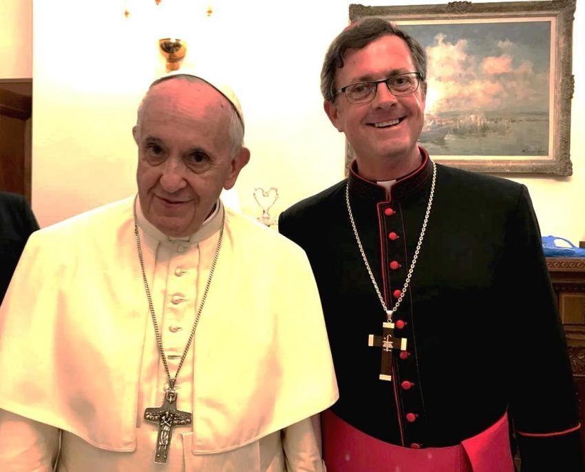 El Papa nombró nuevo obispo de Río Gallegos