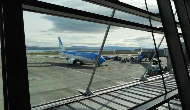 Aeropuerto. El mejor Diciembre no alcanzó para revertir la baja anual de pasajeros