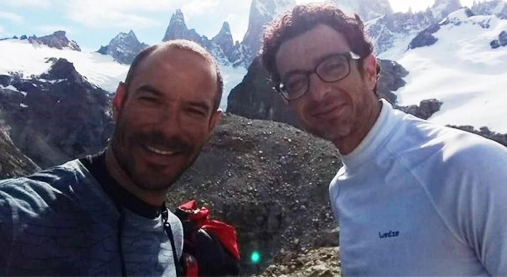Suspendieron la búsqueda de los escaladores brasileños