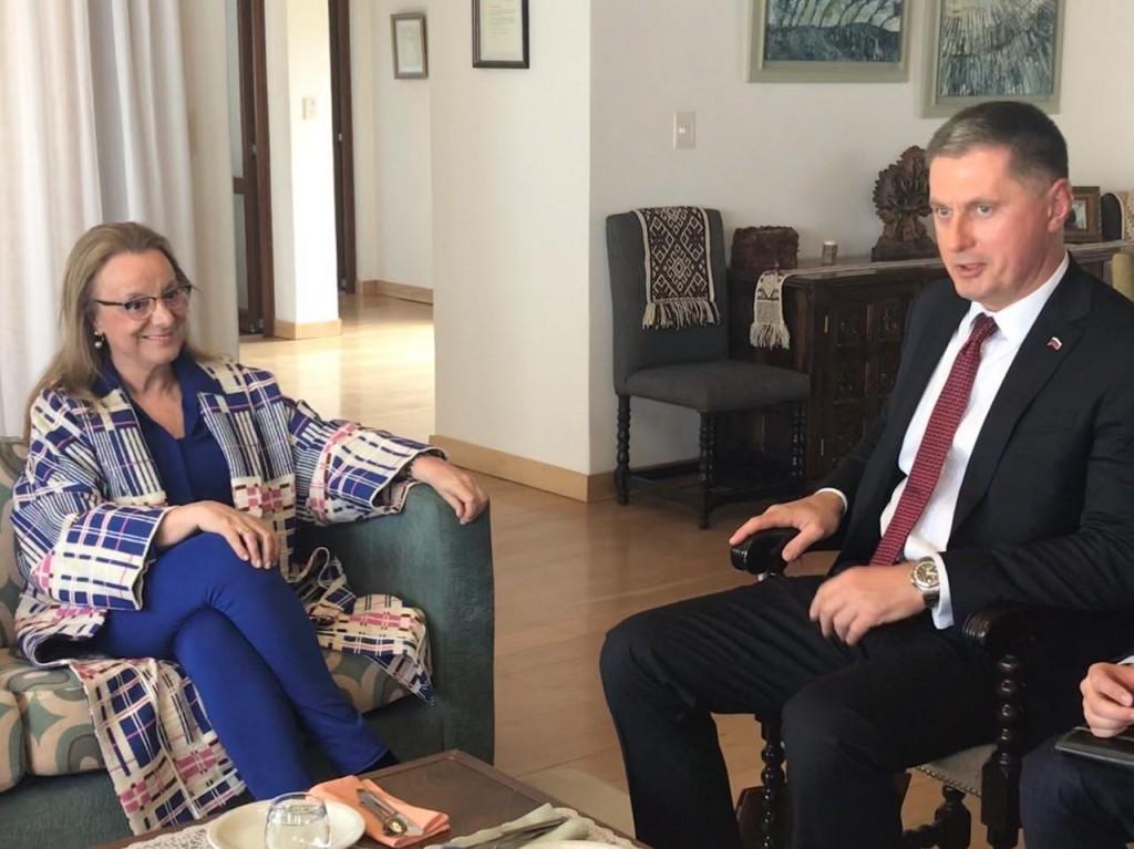 El Embajador de Rusia visita El Calafate