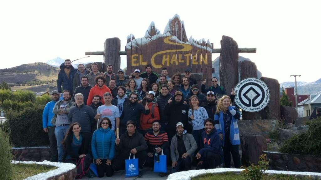 Se realizó el curso Cerveza y Ciencia en El Chaltén