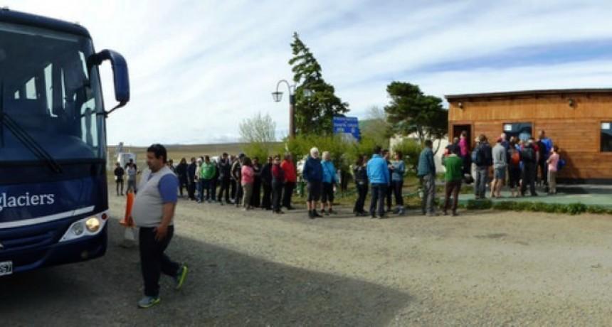 Alivio para transportistas que van a Chile