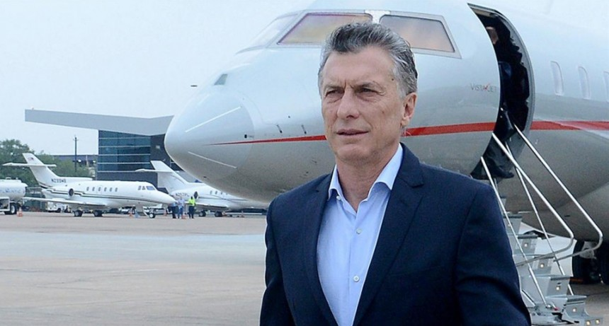 El presidente llega Santa Cruz para reunirse con el gobierno provincial