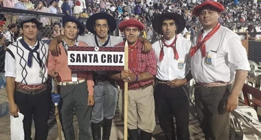 Muy buena actuación de Santa Cruz en Jesús María 2019