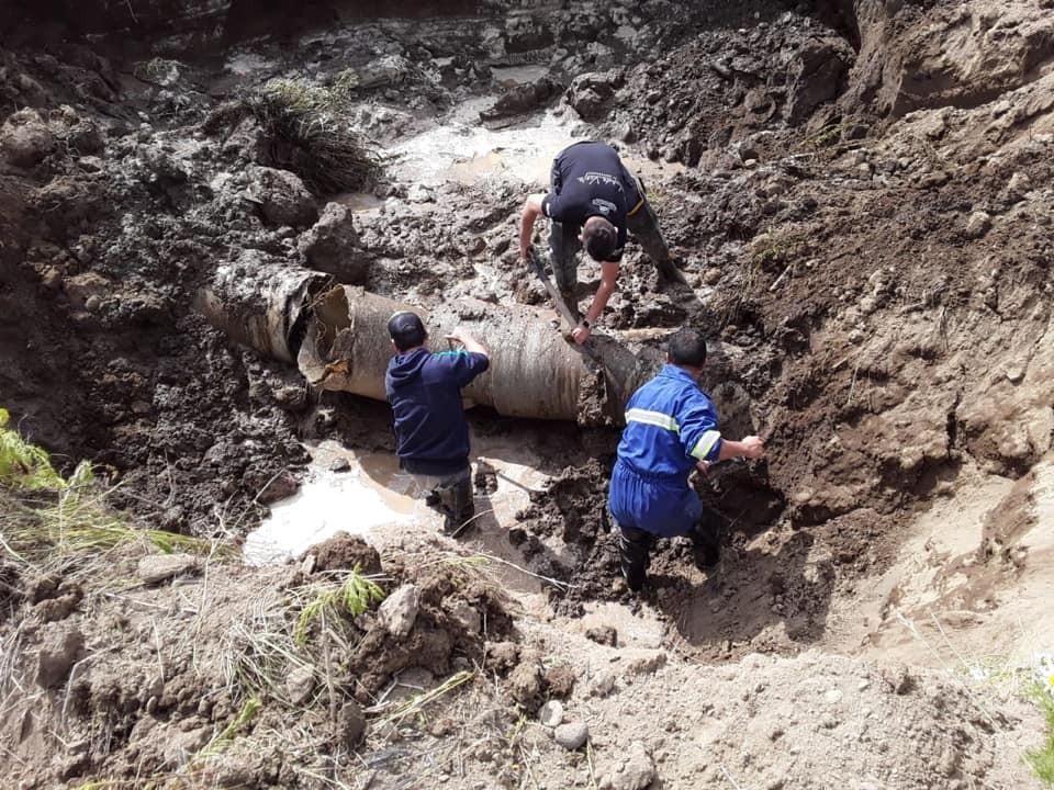 Encuentro Ciudadano pidió por una solución definitiva en el Acueducto de El Calafate
