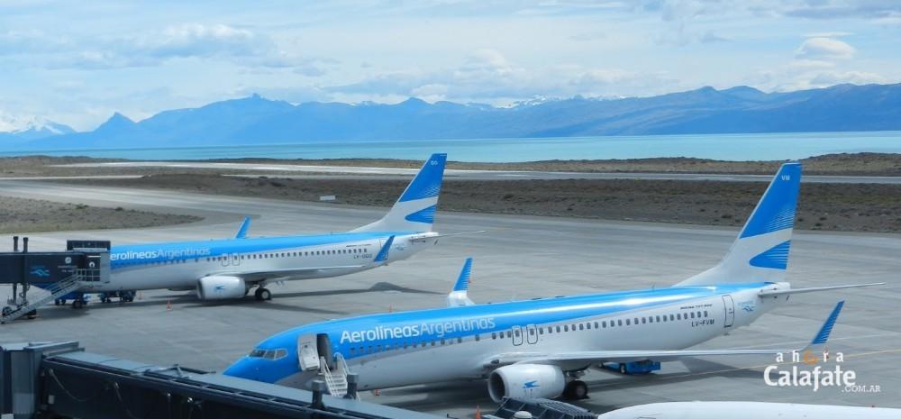 Récord histórico. Hubo 22.000 pasajeros más, pero en 600 vuelos menos.