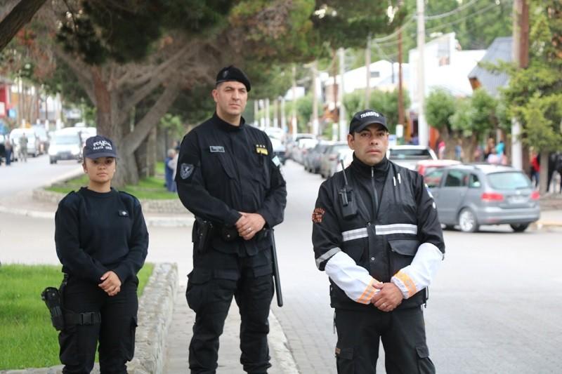 Municipio y Policía realizan controles de tránsito conjuntos