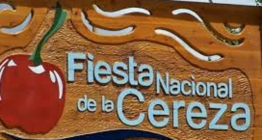 Presentaron la 31° edición de la Fiesta Nacional de la Cereza