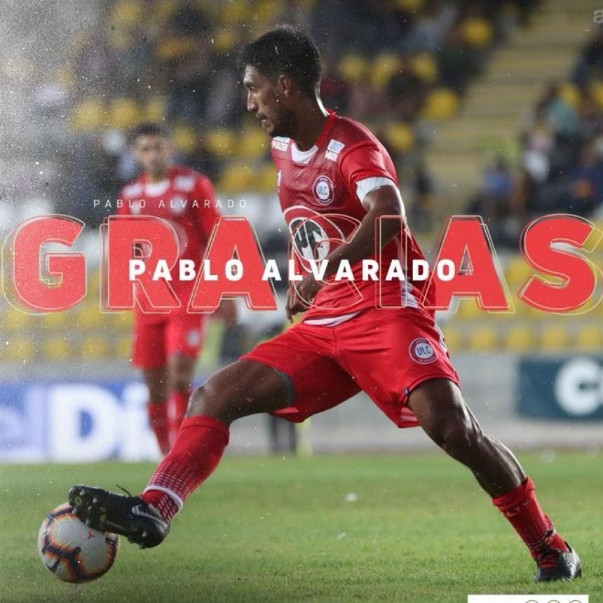 Pablo Alvarado ya comenzó a entrenar en Independiente del Valle