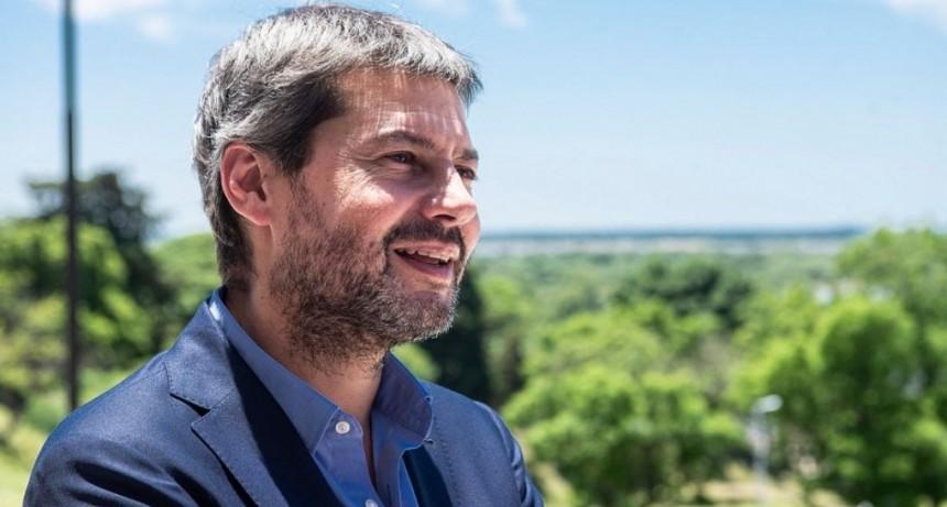 En febrero Matías Lammens vendrá a El Calafate