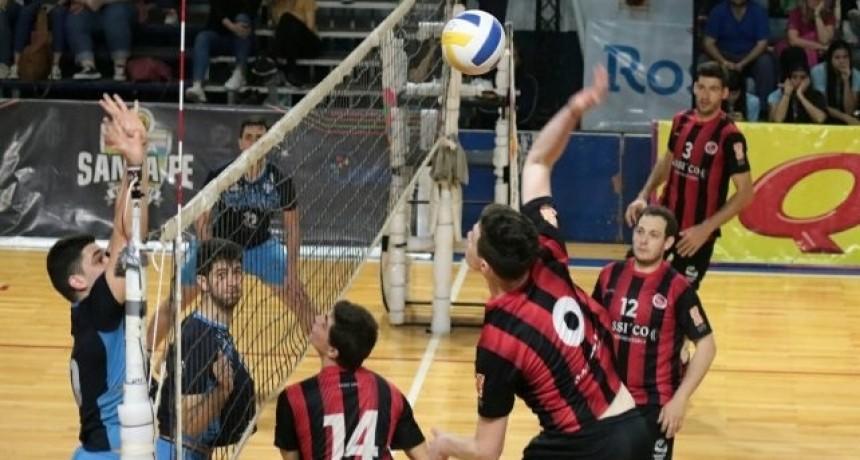 Arrancó el Torneo Argentino de Clubes de Vóley donde juega AMUVOCA