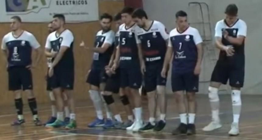 Histórico debut de AMUVOCA en el Torneo Argentino de Clubes