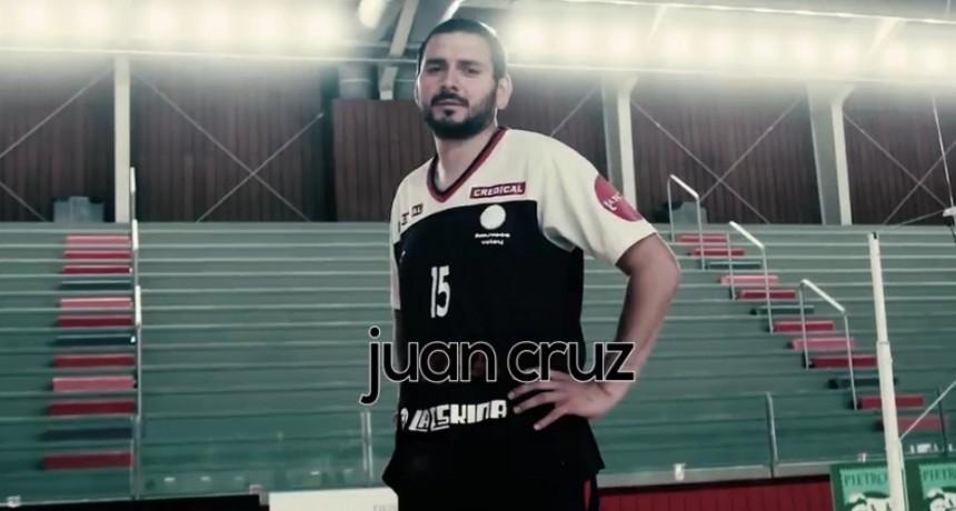 "Juan Cruz Iglesias. ""Estuvimos a la altura"""