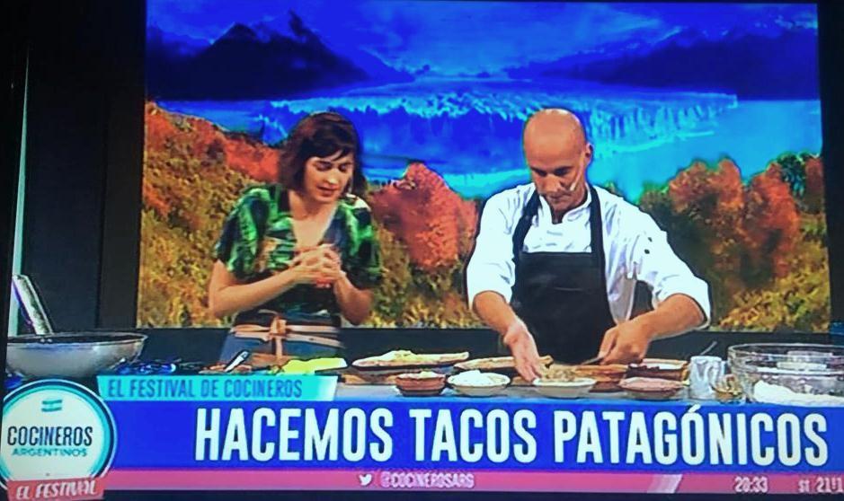 El Calafate presente en el Festival de Cocineros Argentinos