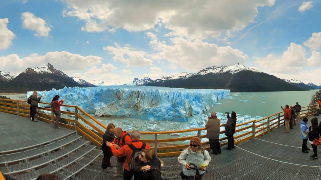 La venta web para Glaciares comenzará después de la temporada alta