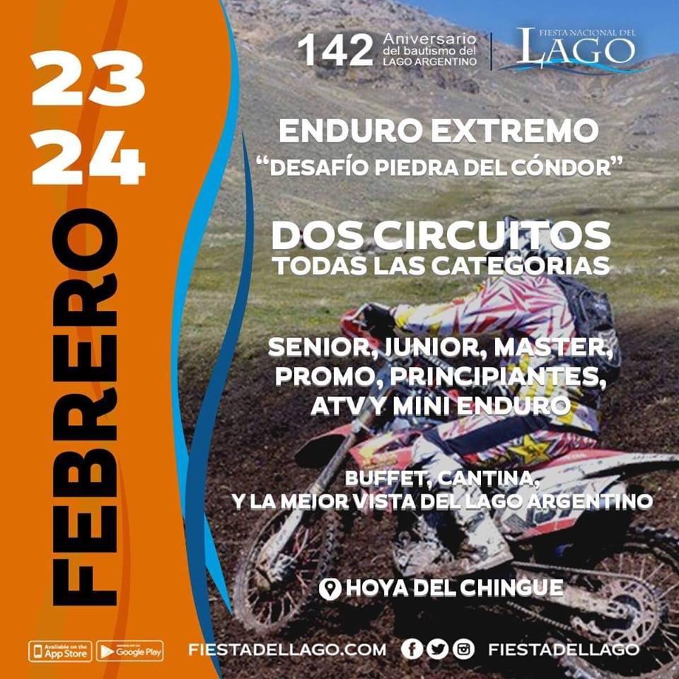 El Enduro Extremo llega a la Fiesta del Lago este fin de semana