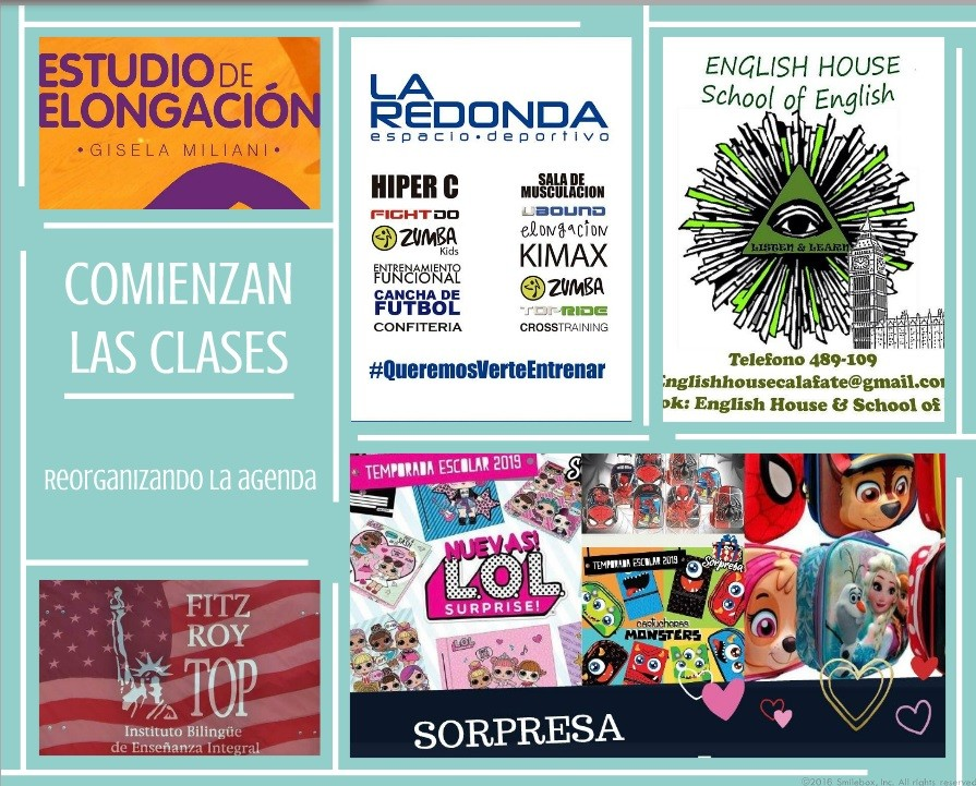 GUÍA. COMIENZO DE CLASES