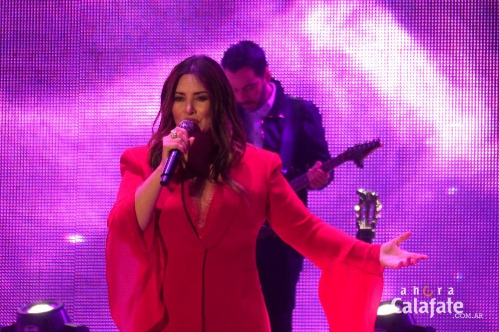 Myriam Hernández, la nota romántica de la Fiesta del Lago