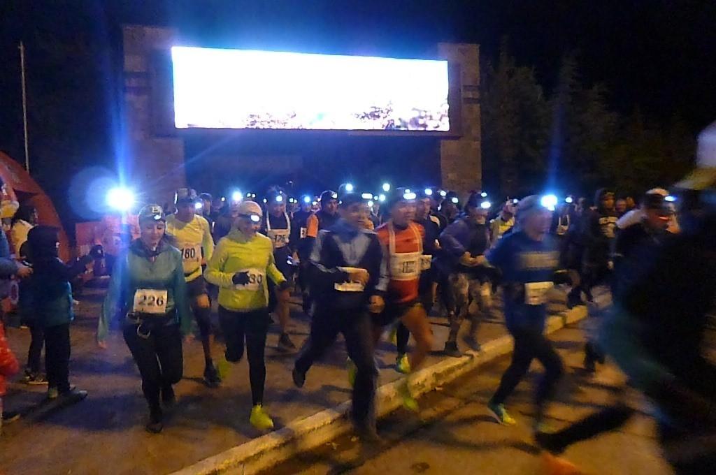 El 6 de abril se corre El Calafate Running Night