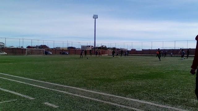 El fútbol arranca el 9 y 10 de marzo y el estadio tendrá iluminaria led