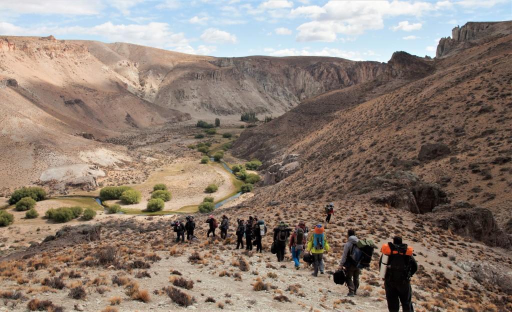 Un festival de fotografías para ayudar a conocer el Parque Patagonia.