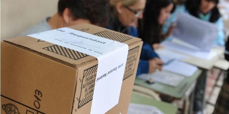 Fue oficializado el calendario para las elecciones nacionales
