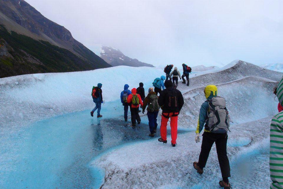 PN Los Glaciares también batió su récord histórico
