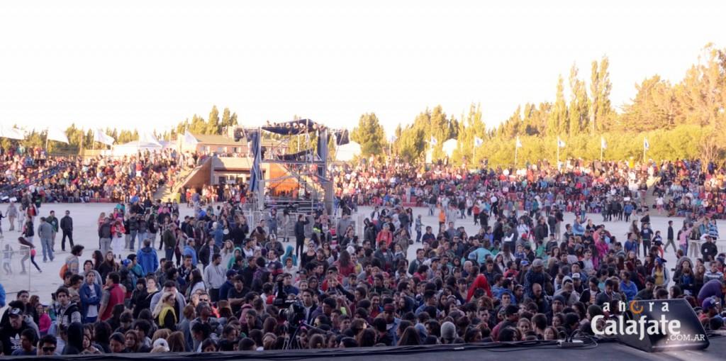 Promedio del 86 % de ocupación durante las noches de la Fiesta del Lago