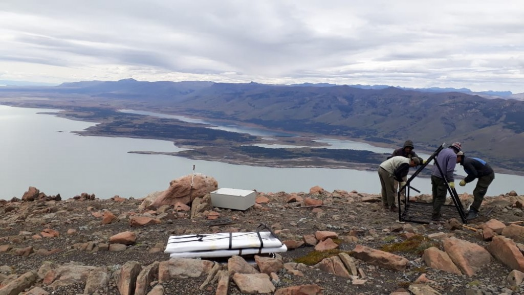 Una repetidora permite mejorar las comunicaciones en el Parque Nacional