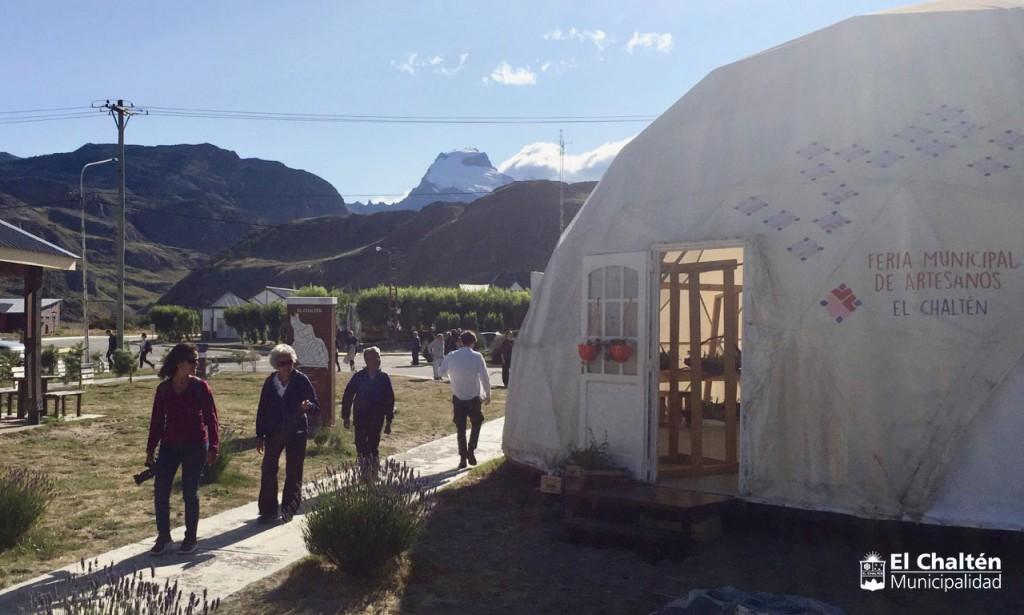 La Feria Municipal de Artesanos reabrió sus puertas