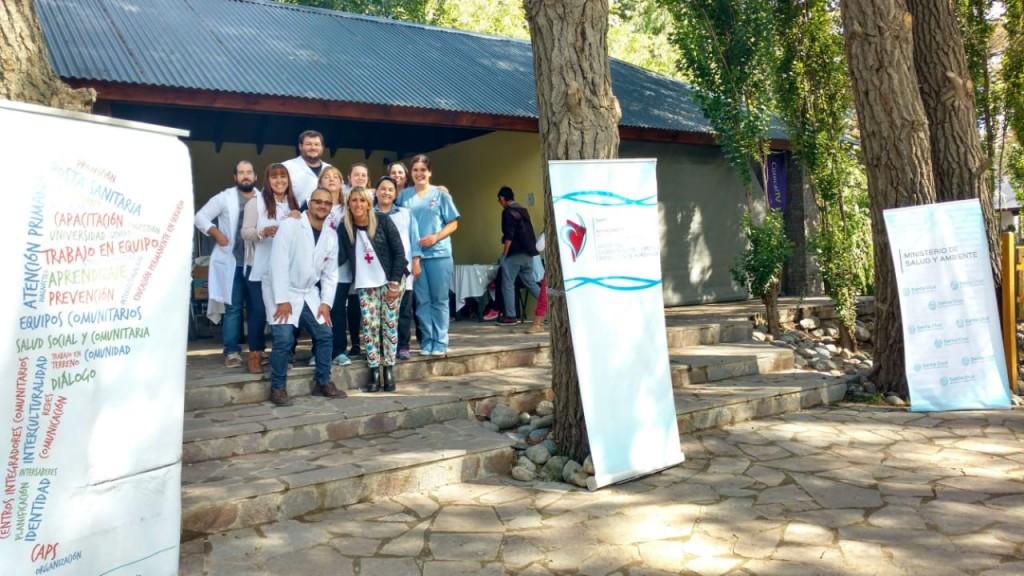 Operativo SALUD SOMOS TODOS en la Fiesta del Lago 2020