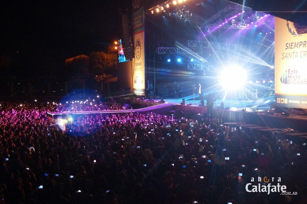 Comienza el Festival del Lago con casi 90 % de ocupación