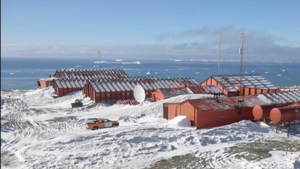 La Antártida supera la barrera de los 20 ºC por primera vez en la historia humana