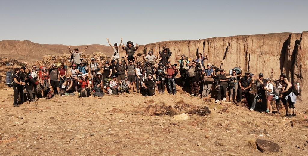 Se realizó el encuentro más grande de fotografía en Santa Cruz