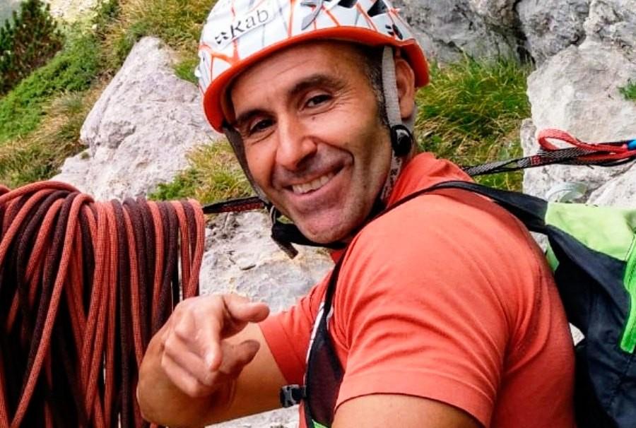 El escalador español accidentado calificó como genial la atención en el SAMIC