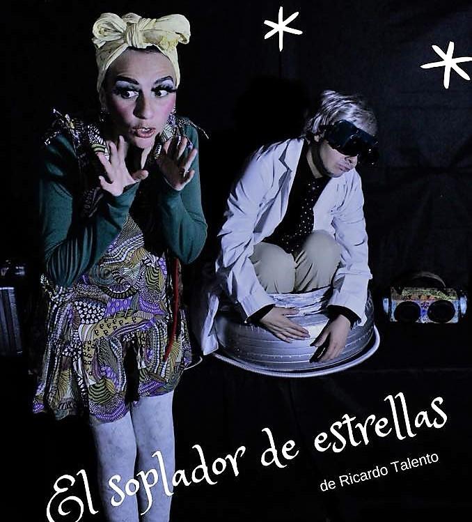 """""""El Soplador de Estrellas"""" se presenta en el Centro Cultural."""
