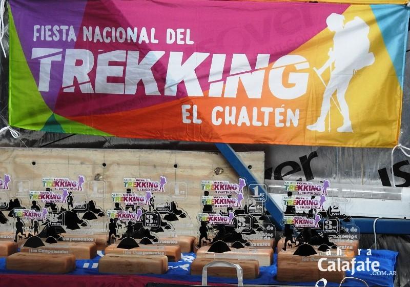 Todos los tiempos de las carreras de la Fiesta Nacional del Trekking