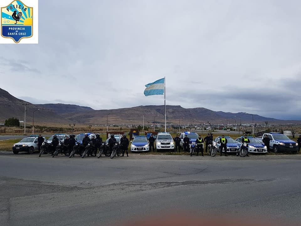 Policía: Malestar interno por operativo de Fiesta del Lago