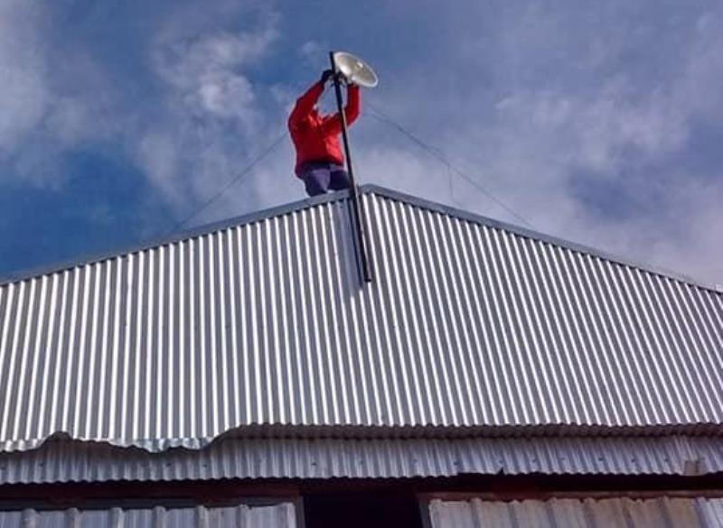 Empresa continúa instalando Wi-Fi gratuito en rutas de Santa Cruz