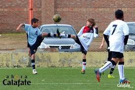 Arranca el fútbol de El Calafate