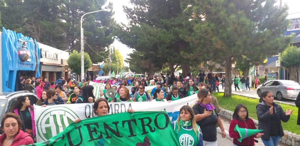 Marcha y actividades por el Día de la Mujer