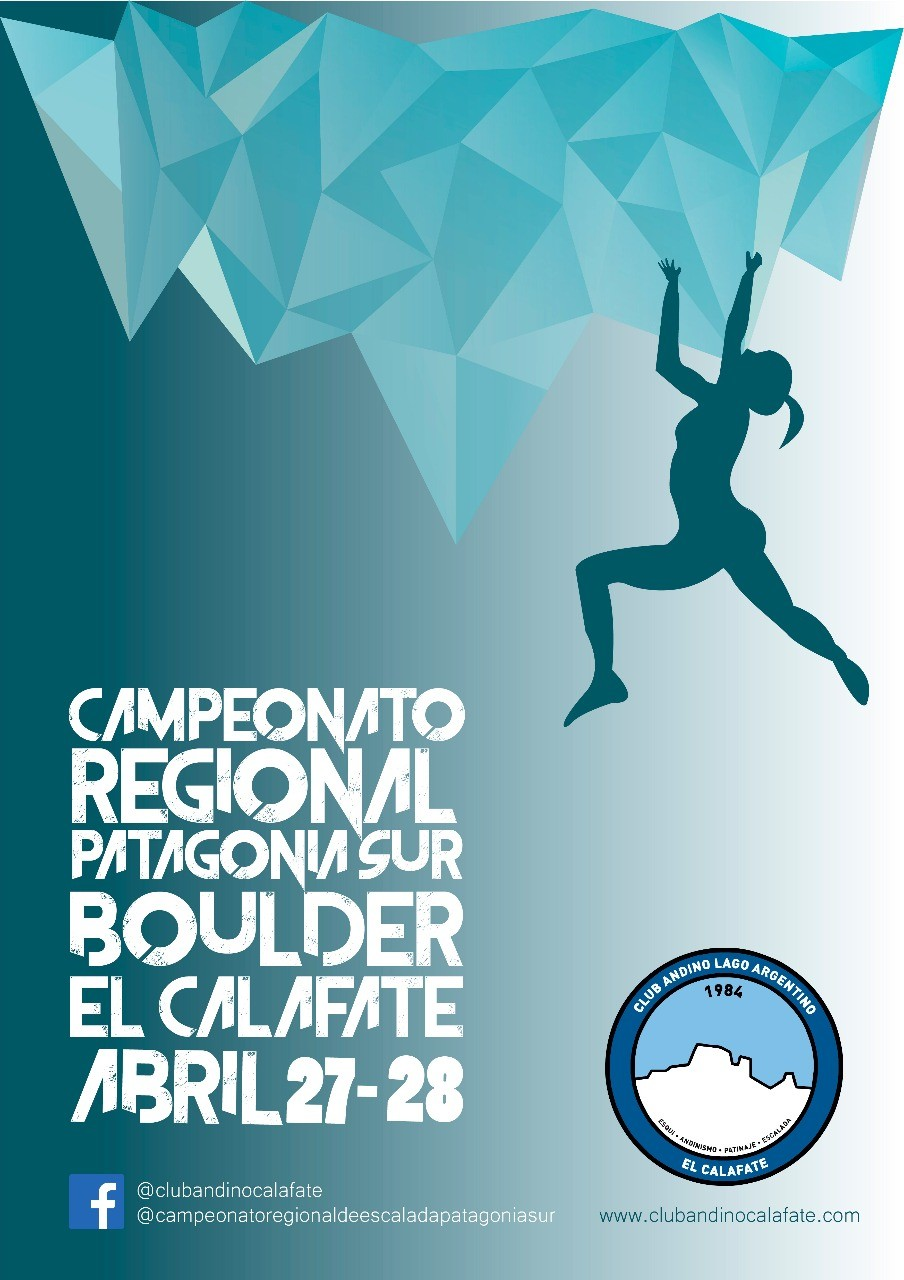 Campeonato Regional de Boulder en El Calafate