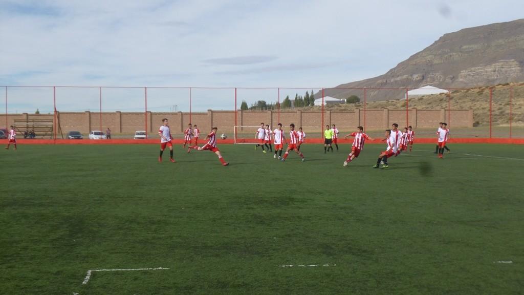 Newell´s Old Boys arrancó goleando en 5ta division