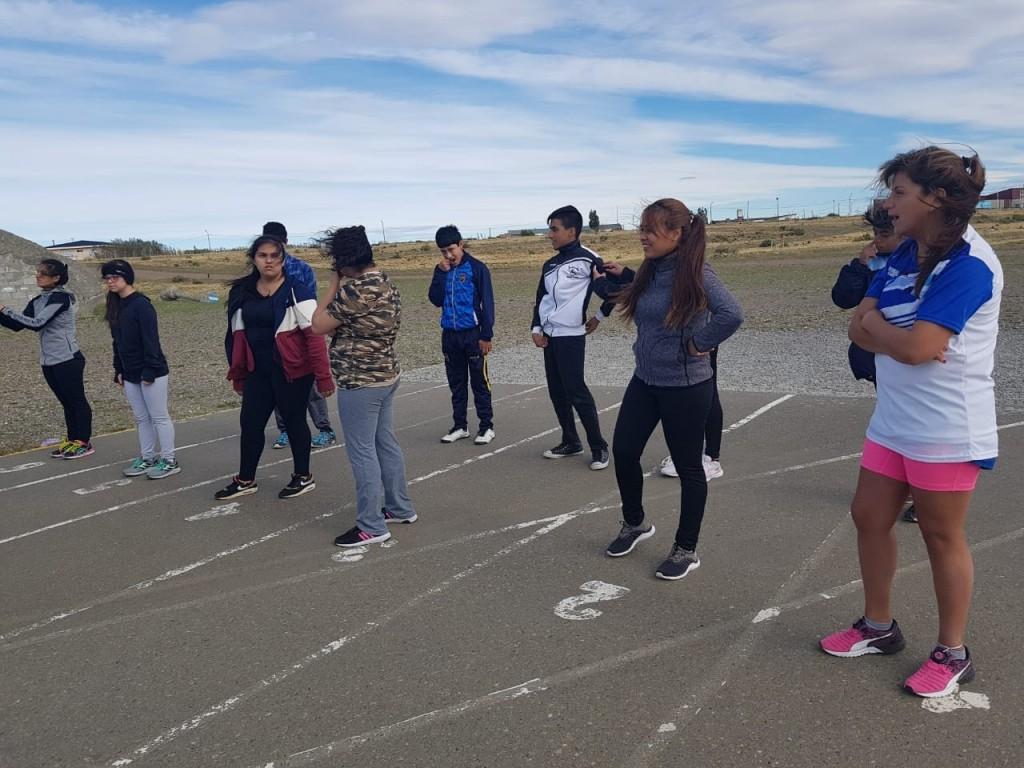 El deporte adaptado Santacruceño se prepara para los Para-EPaDE 2019