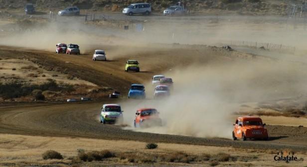 Se corre la segunda fecha del automovilismo de El Calafate