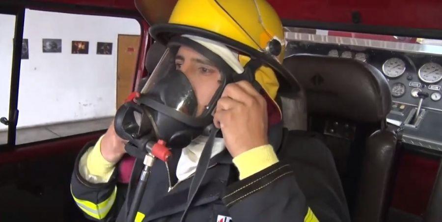 Adquieren equipamiento de seguridad para los bomberos de Santa Cruz