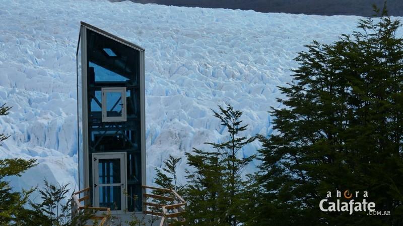 Buscan acordar temas pendientes en el Glaciar