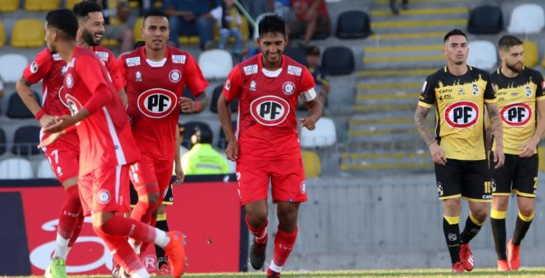La Calera empató con gol del calafateño Pablo Alvarado